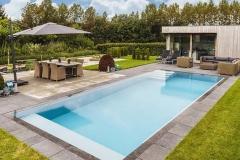 zwembad poolhouse